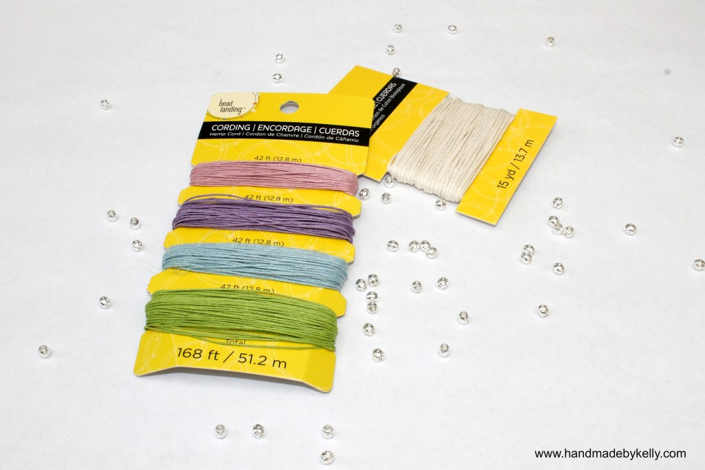 wish bracelets materials