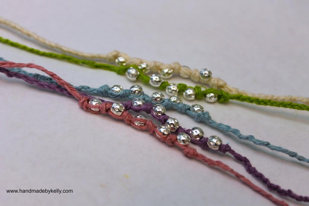 wishbracelets - handmadebykelly.com