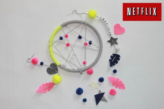 KID DREAM CATCHER -handmadebykelly.com
