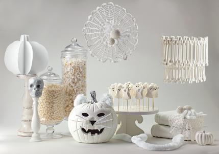 white halloween crafts; parenting magazine; handmadebykelly.com; kelly ladd sanchez
