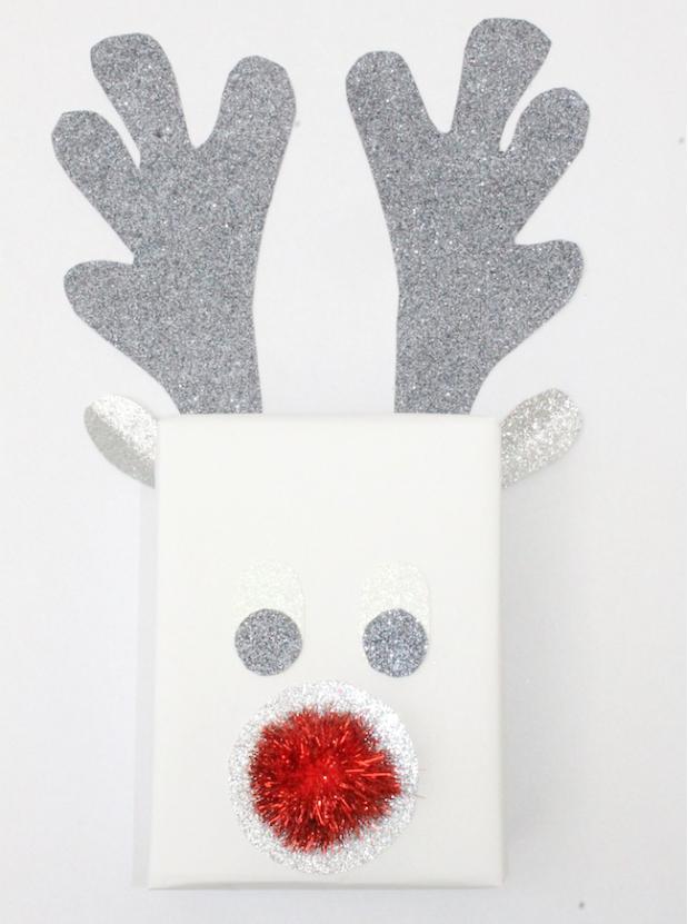 Reindeer Gift Wrap