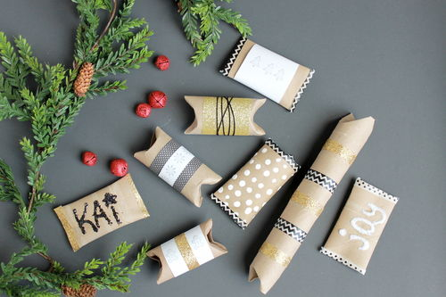 gift card and stocking stuffer gift wrap ideas handmade by kelly