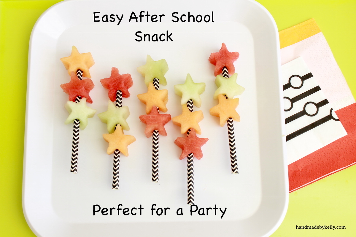 fruit snacks; handmadebykelly.com