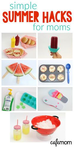 Summer Hacks for Moms; handmadebykelly.com; thestir.comd723f5343db1ed4e3bbfd579e9f32503