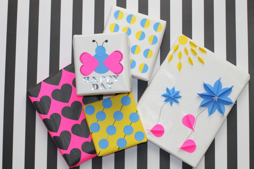 10 Cool Gift Wrapping Ideas Handmade By Kelly